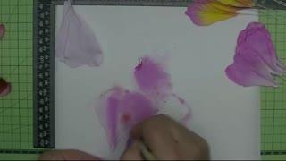 paint petals step 2