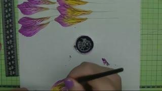 paint petals step 3