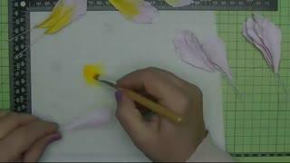 paint petals step 1